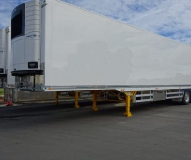 FTE Refrigerated Transport Trucks